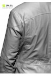 Shaded Male 02 Leather Jacket Arms Down