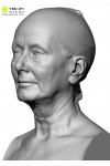 Female 02 Head Scan Cleaned